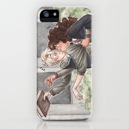 Give that back [Dramione] iPhone Case