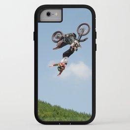 Eigo Sato Cliffhanger, FMX Japan iPhone Case