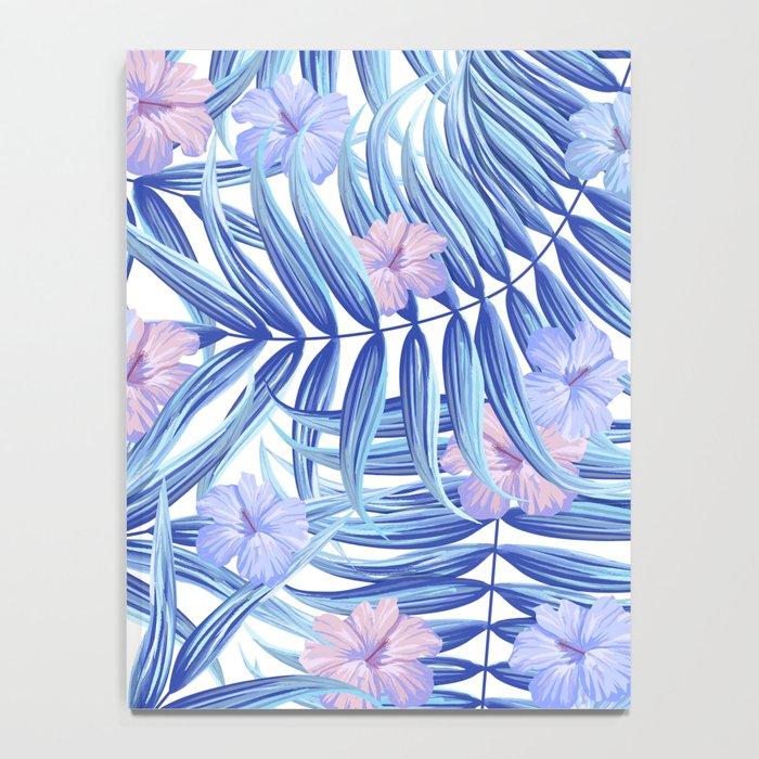 Hawaiian Pattern Notebook