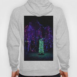 Festive Weeping Willow Hoody