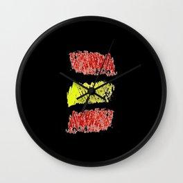 Flag of spain 9-spain,espana, spanish,plus ultra,espanol,Castellano,Madrid,Barcelona Wall Clock
