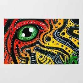 Eye of Africa Rug