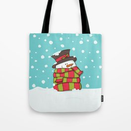 Warmest Wishes Tote Bag
