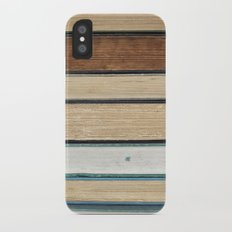 Pages iPhone X Slim Case