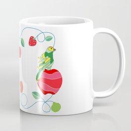 Kitchen parakeet Coffee Mug