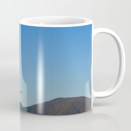 Over the Alps Coffee Mug