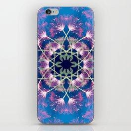 Flower Mandala v.3 iPhone Skin
