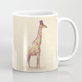 Fashionable Giraffe Coffee Mug