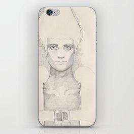 He Has it Too iPhone Skin