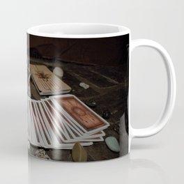 Card readings and Stones Coffee Mug