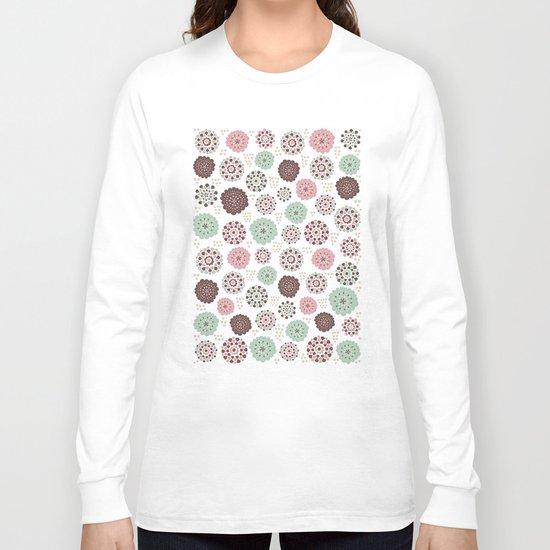Sweet Mauve Long Sleeve T-shirt