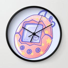 Tamagotchi Memories Wall Clock