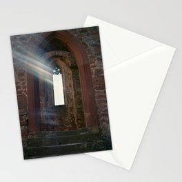 Limburg with Light Leak Stationery Cards