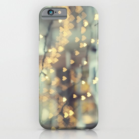 Holding on to Love iPhone & iPod Case