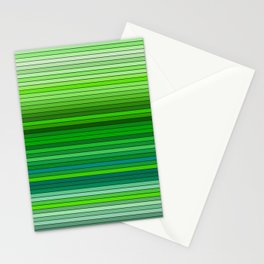 50 Shades of GREEN - Living Hell Stationery Cards