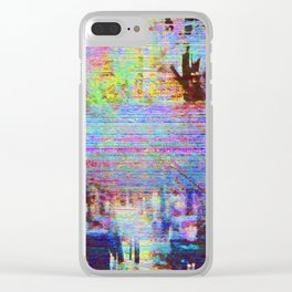 20180121 Clear iPhone Case