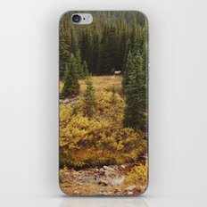 Rocky Mountain Creek Elk iPhone & iPod Skin
