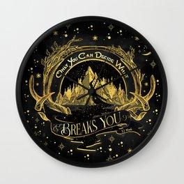 ACOWAR - What Breaks You Wall Clock