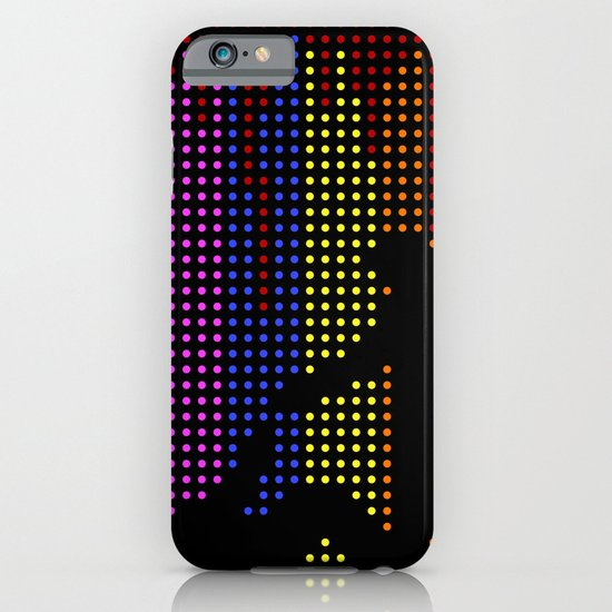 Reservoir Dots iPhone & iPod Case