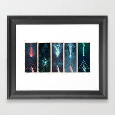 Potter Series Framed Art Print