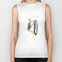 cycle Biker Tanks featuring Cycle by foureighteen