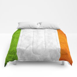 TriColour of Ireland bywhacky Comforters
