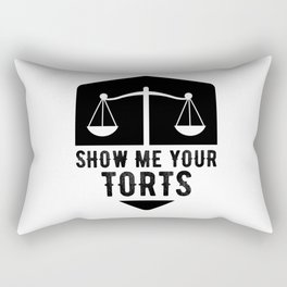 Lawyer Rectangular Pillow