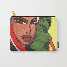 An American Girl Carry-All Pouch