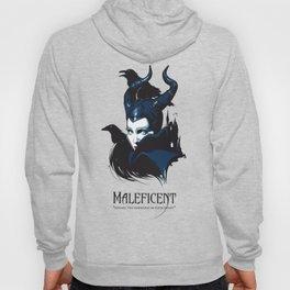 Maleficent art film inspired Hoody