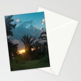 Jungle Sunrise Stationery Cards