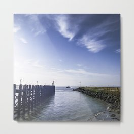 A lovely place to relax Metal Print
