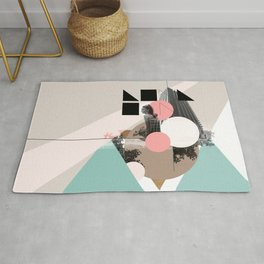Locals Only - London - UK Rug