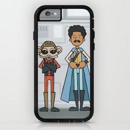 EP6 : Lando & Nien Nunb iPhone Case