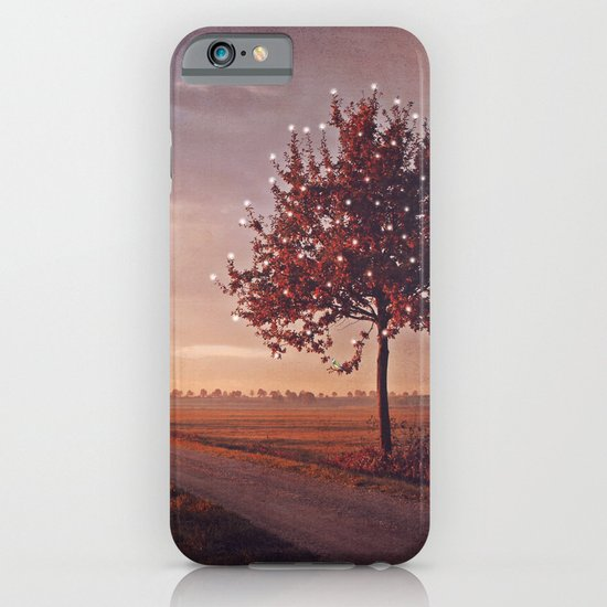 SONG OF THE OCTOBER BIRD iPhone & iPod Case