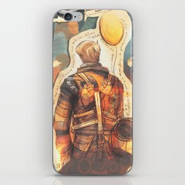 The Astronaut iPhone Skin