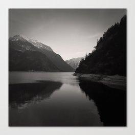 Lake Achensee in Tyrol Canvas Print