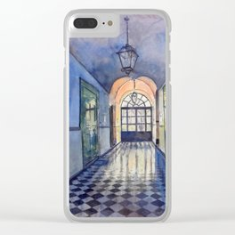 Androne Sorrento, Napoli, Italy Clear iPhone Case
