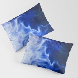 Atmospheric Cyan Movement4 Pillow Sham