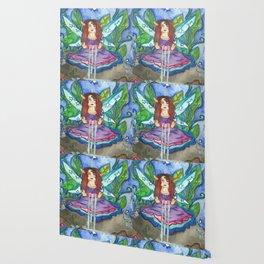 Lotus Seer Fairy Wallpaper