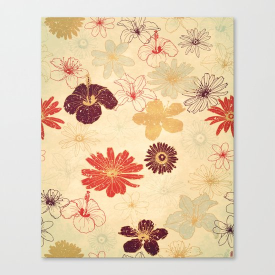 kind of spring Canvas Print