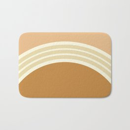 one day –earthen clay layers 2 Bath Mat
