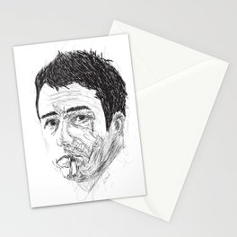 The Narrator Stationery Cards