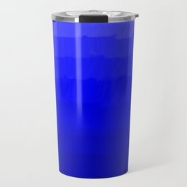 Blue in Shades Travel Mug