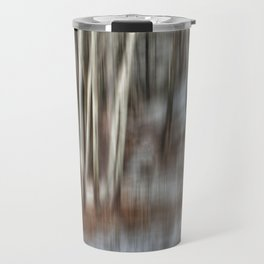 Poplar Cluster in the Wind Travel Mug