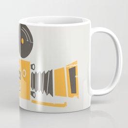 Cine Camera Coffee Mug