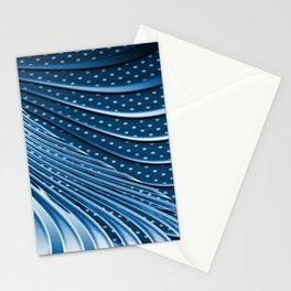 Phantasie in Blau 1 Stationery Cards