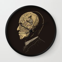 Why zombies want brains Wall Clock