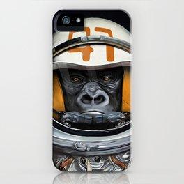 Space Ape iPhone Case
