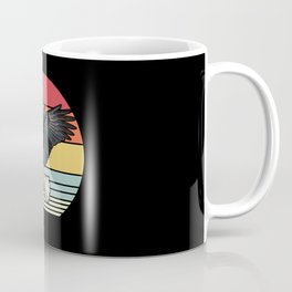 Eagle retro ornithology predators Coffee Mug