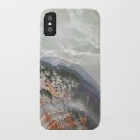 agate iPhone & iPod Cases featuring Agate  by Debbie Carlos